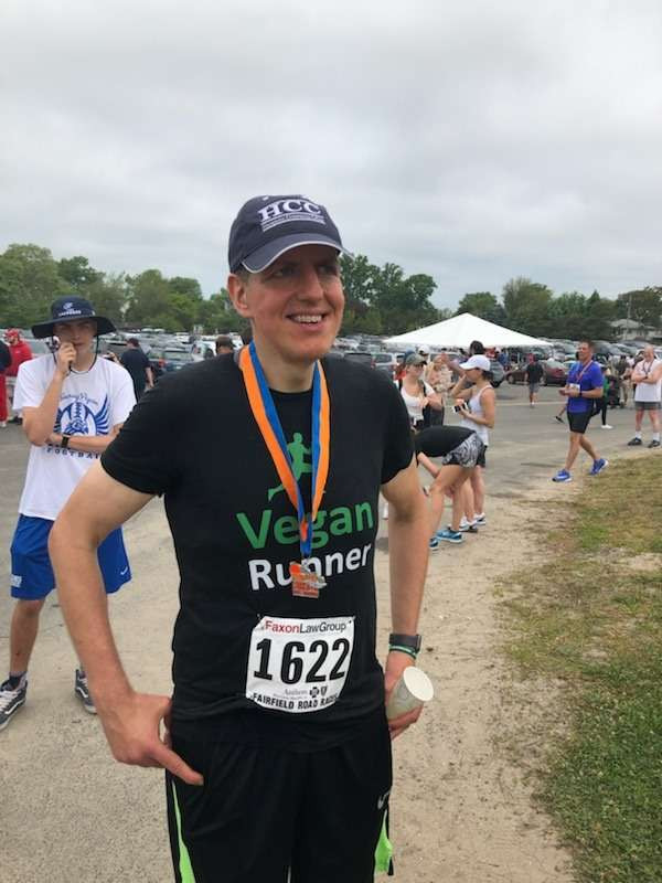 Rich Did His First Half Marathon In 2019