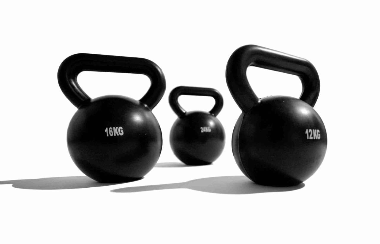 Kettlebell Swings... A Workout For Strength And Cardio!