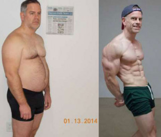 Interview with Matt Manning… Amazing Transformation that Won Him $50,000 by losing 40lbs in 12 Weeks