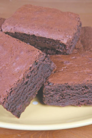 Christine's Single Serving Chocolate Brownie