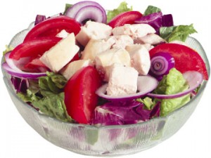 Carol's Healthy Chicken Salad