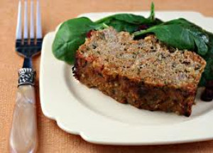 Turkey and Quinoa Meatloaf