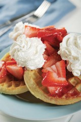 Maura's Whole Grain Waffles