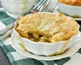 Angela's Chicken, Potato, and Leek Pie