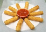 Christine's Fried Cheese Sticks