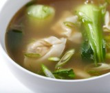 Chicken and Bok Choy Soup