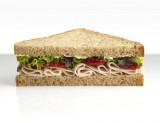 Low Sodium Turkey Sandwich
