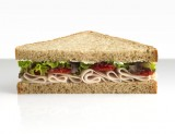 Low Sodium Turkey Sandwich