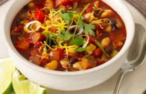 Nancy's Vegetarian Chili